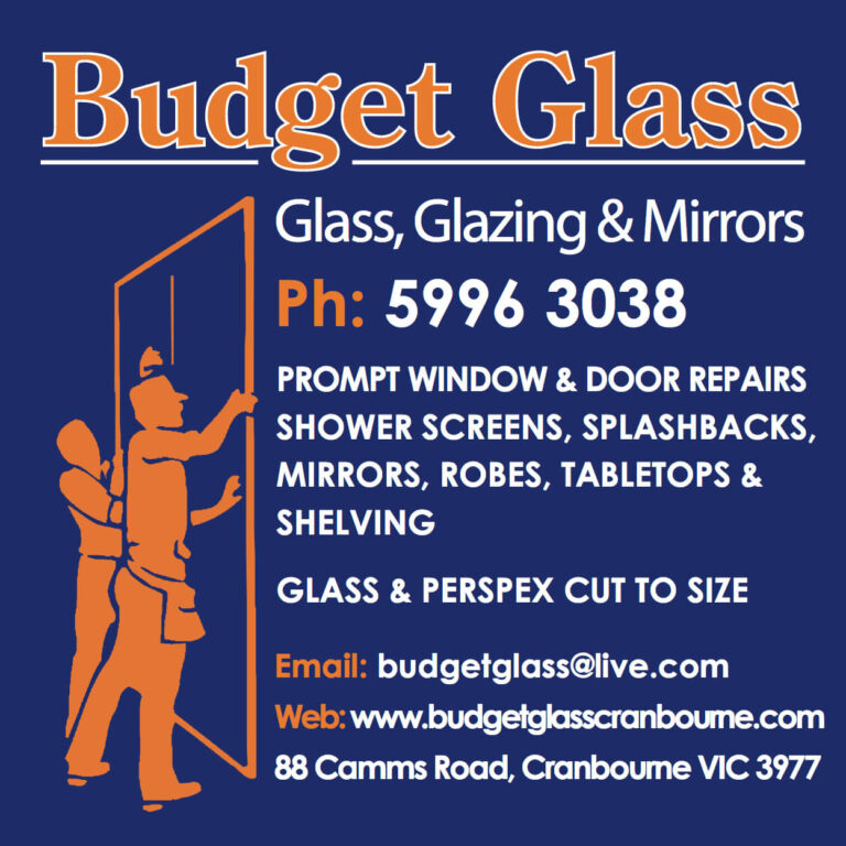 20a5cad6d51e Come into our Cranbourne Showroom today or call us for a friendly chat to  discuss your needs or make an appointment today. Budget Glass Cranbourne