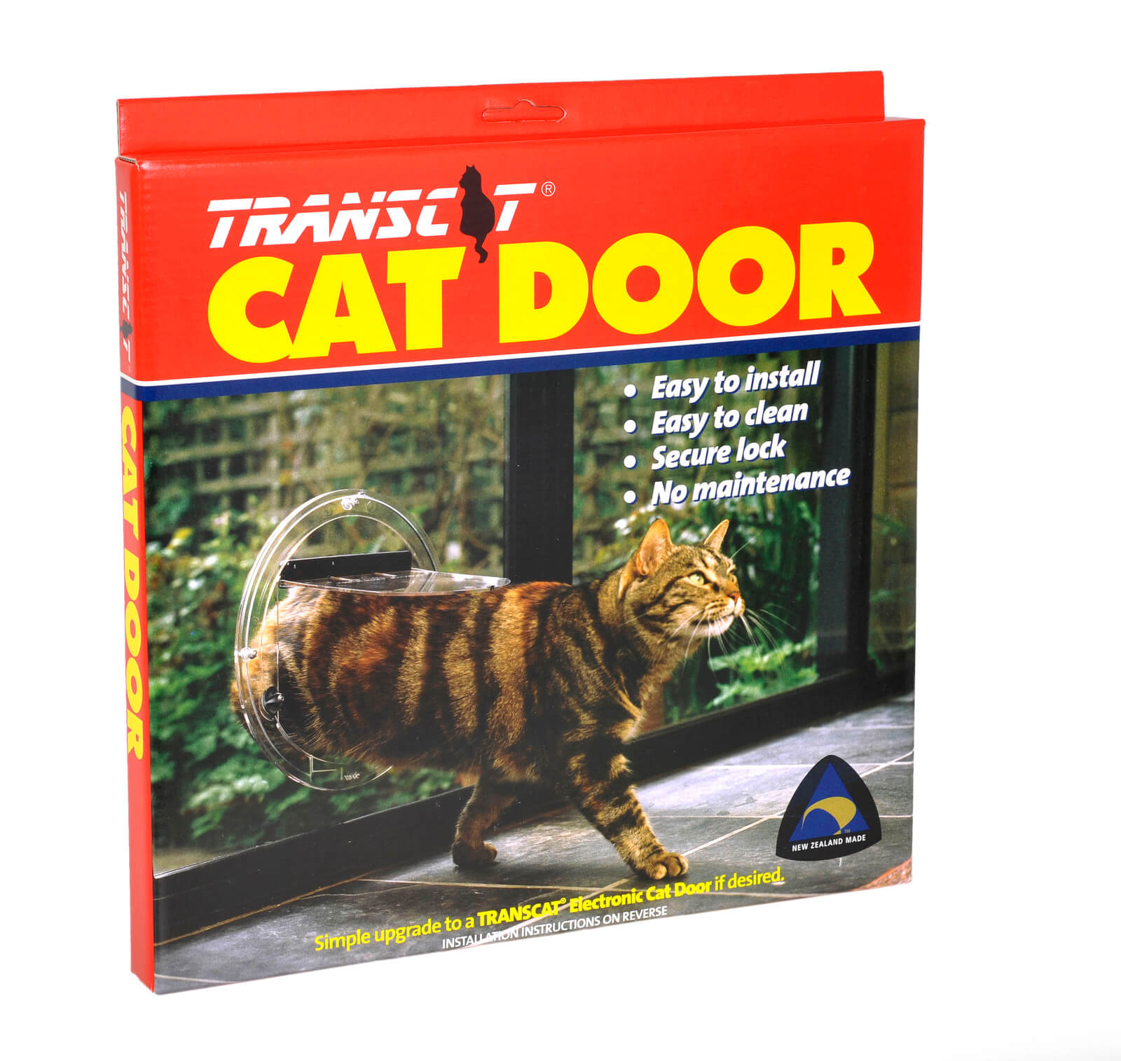 Transcat Cat Door Box