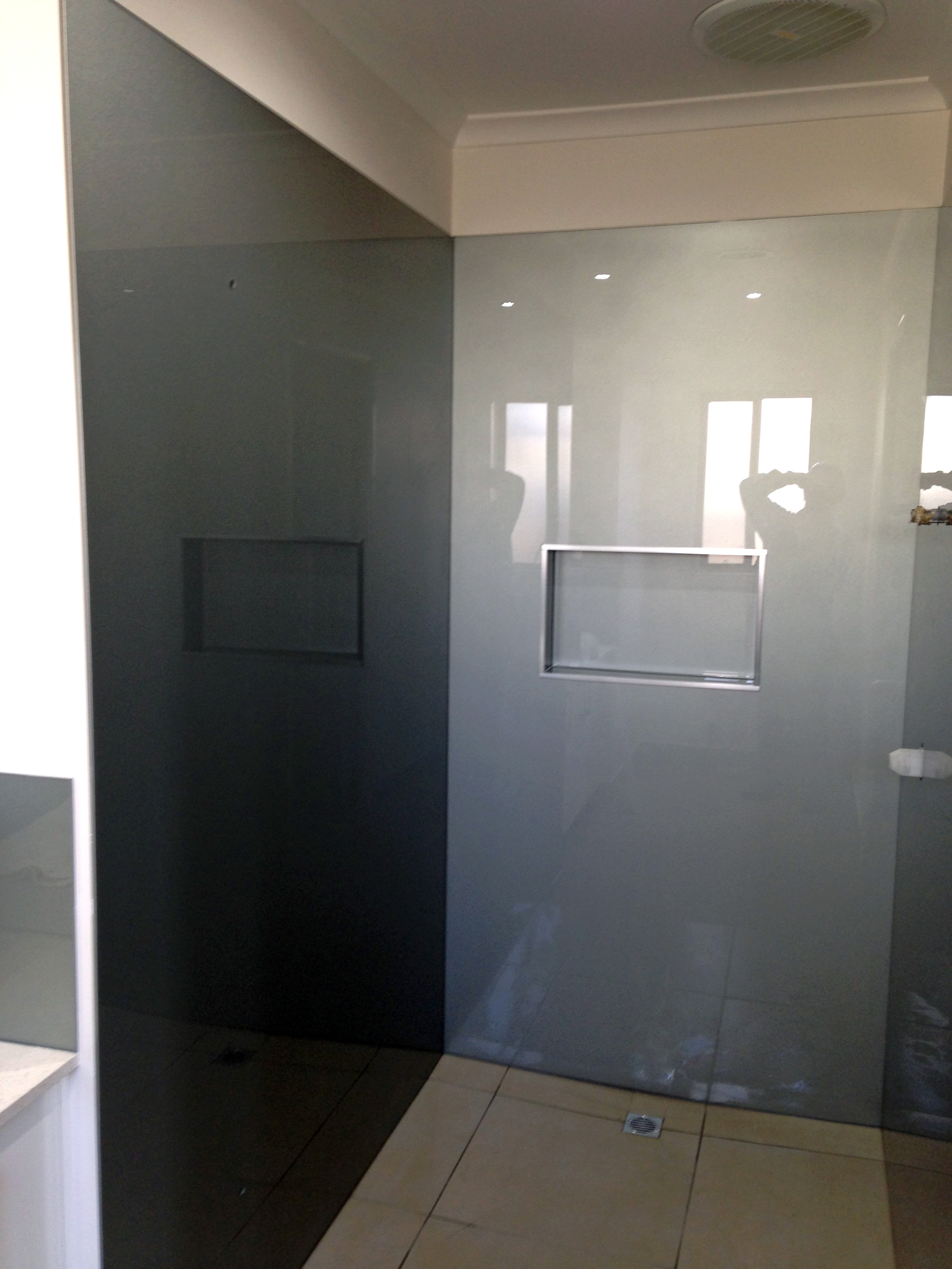 Bathroom Splashback