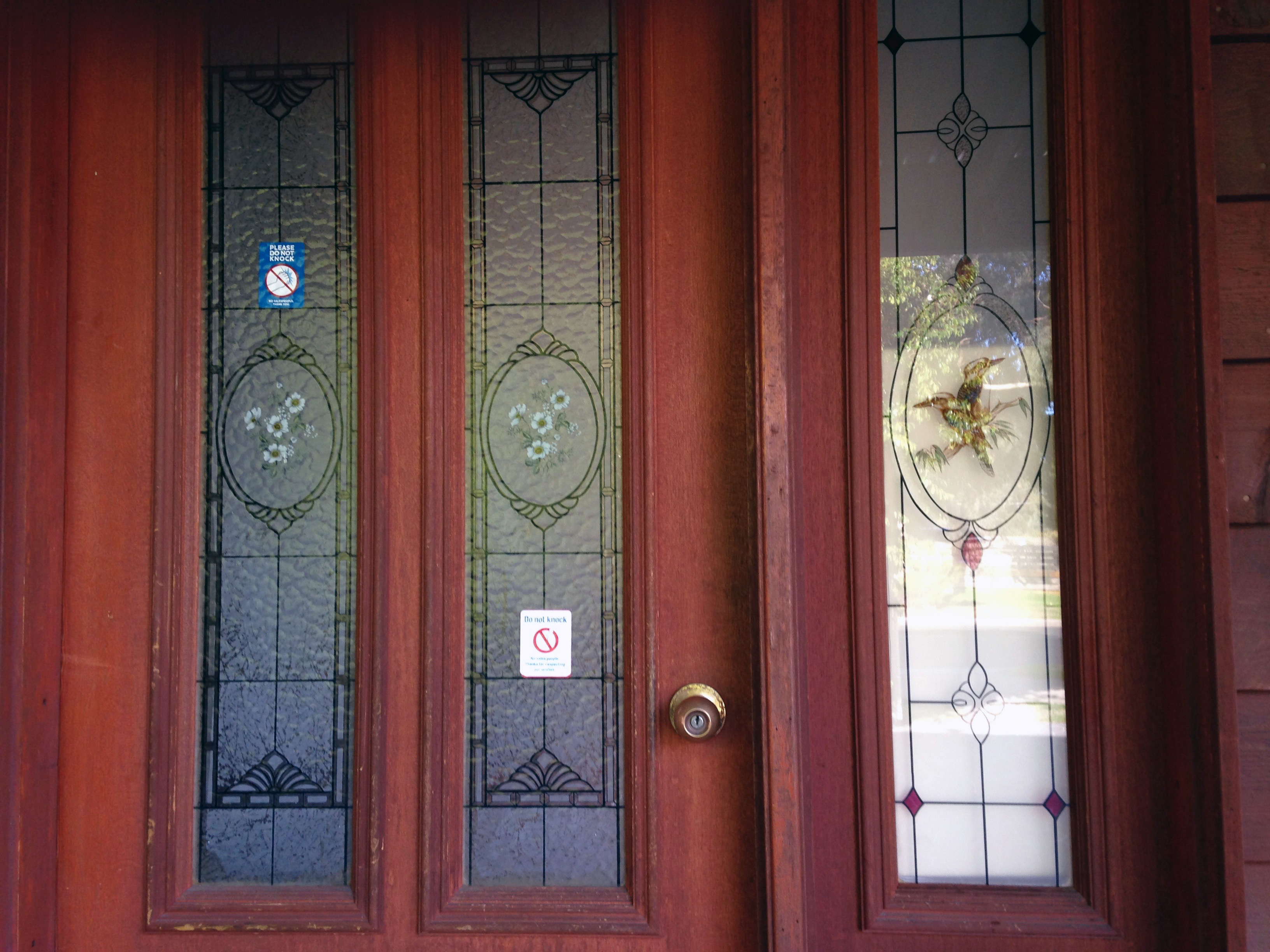 Decorative Door Panels