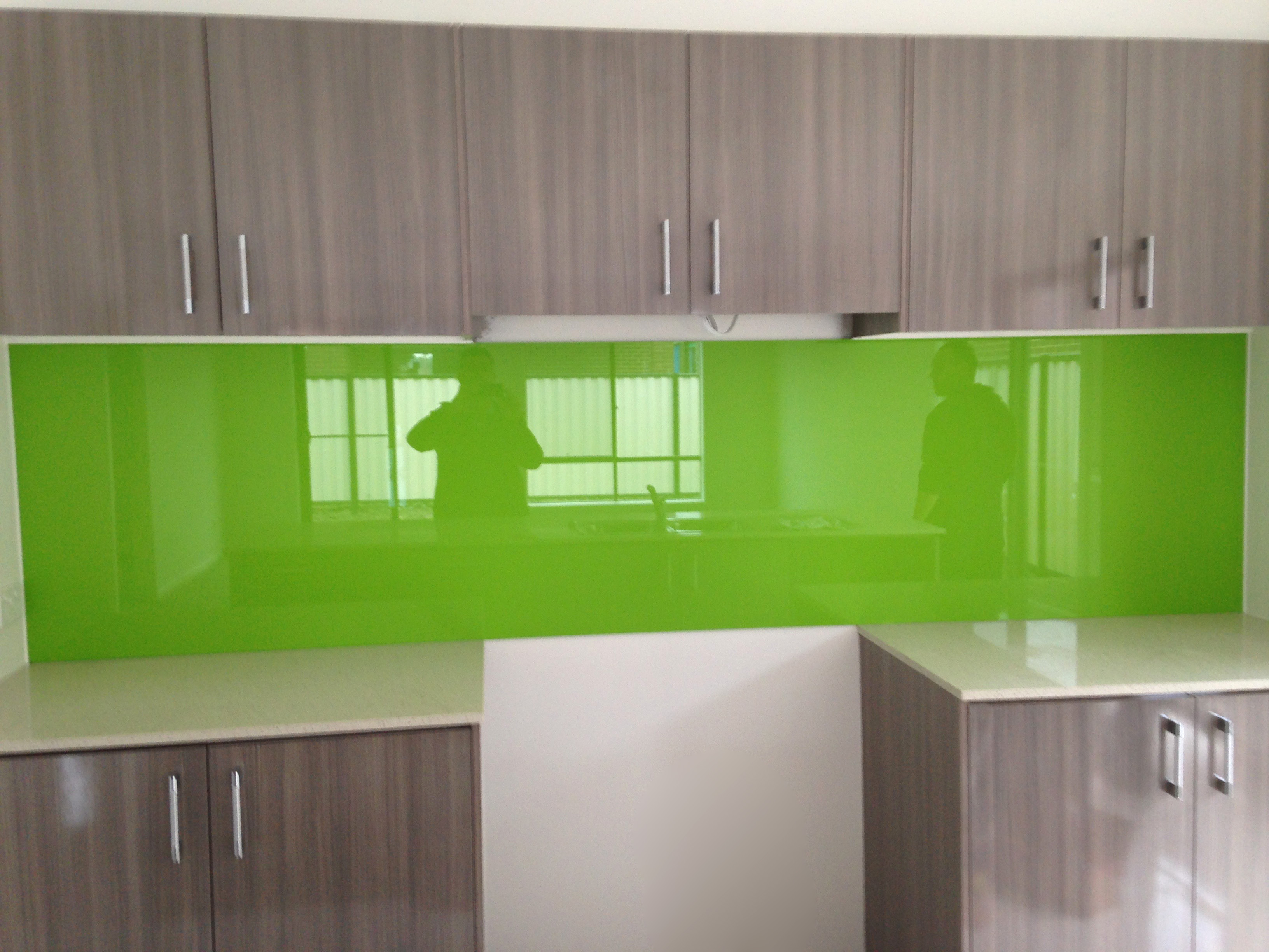 Glass Splashback
