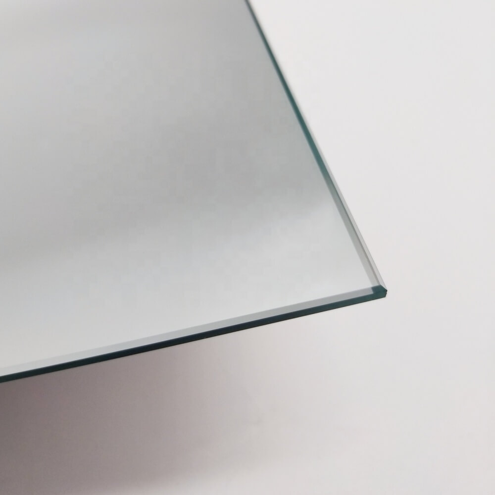 Mirror with Flat Polish Edge