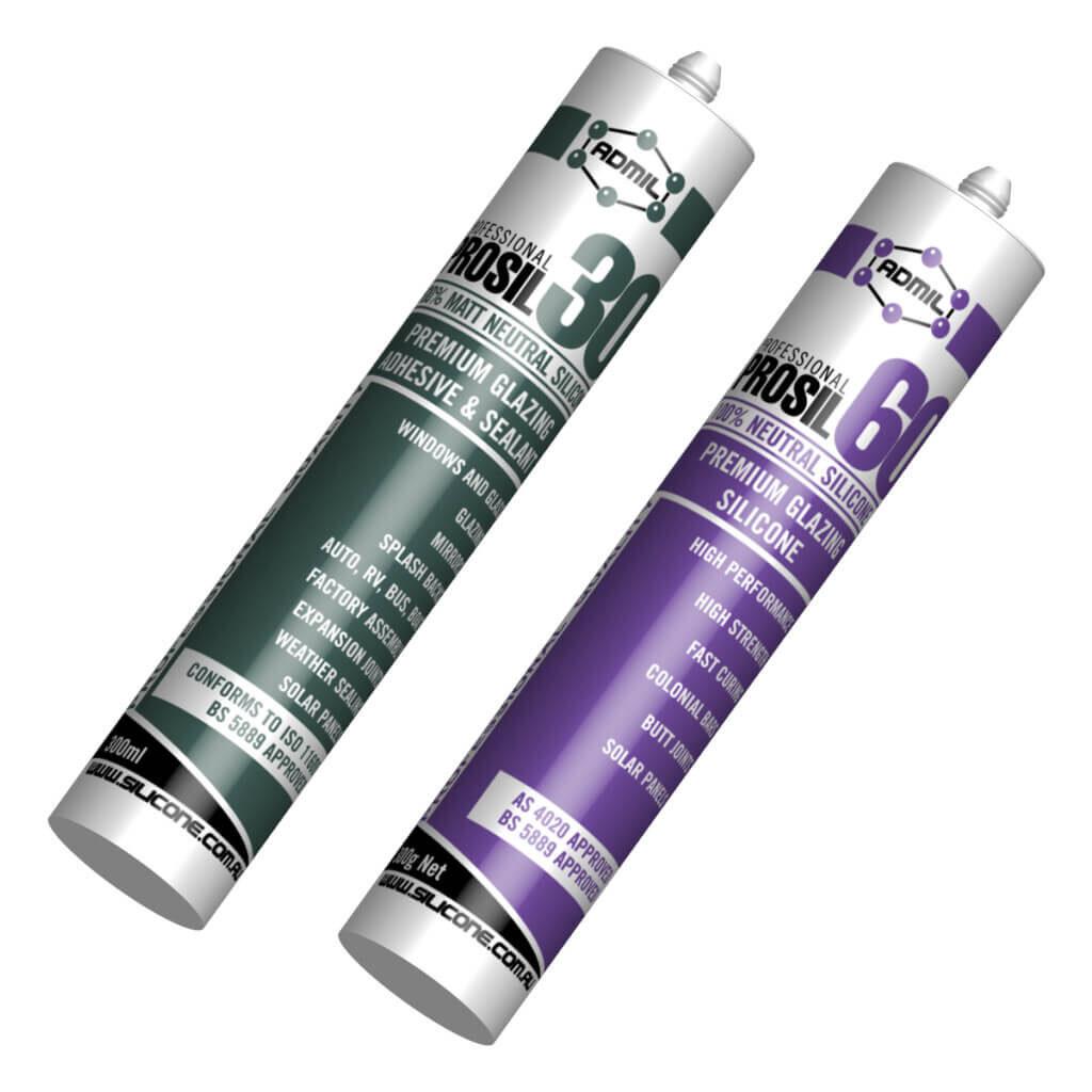 Prosil 30 & 60 Non-Acetic Silicone