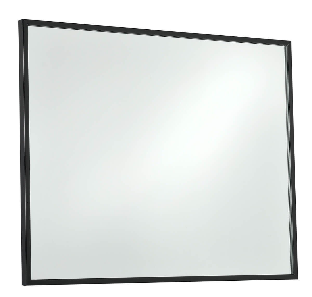 Concealed Mirror Frame with Leg